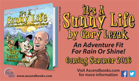 Gary Lezak's New Book